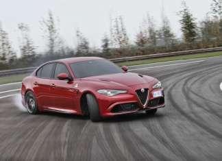 Alfa Romeo Giulia Quadrifoglio -2
