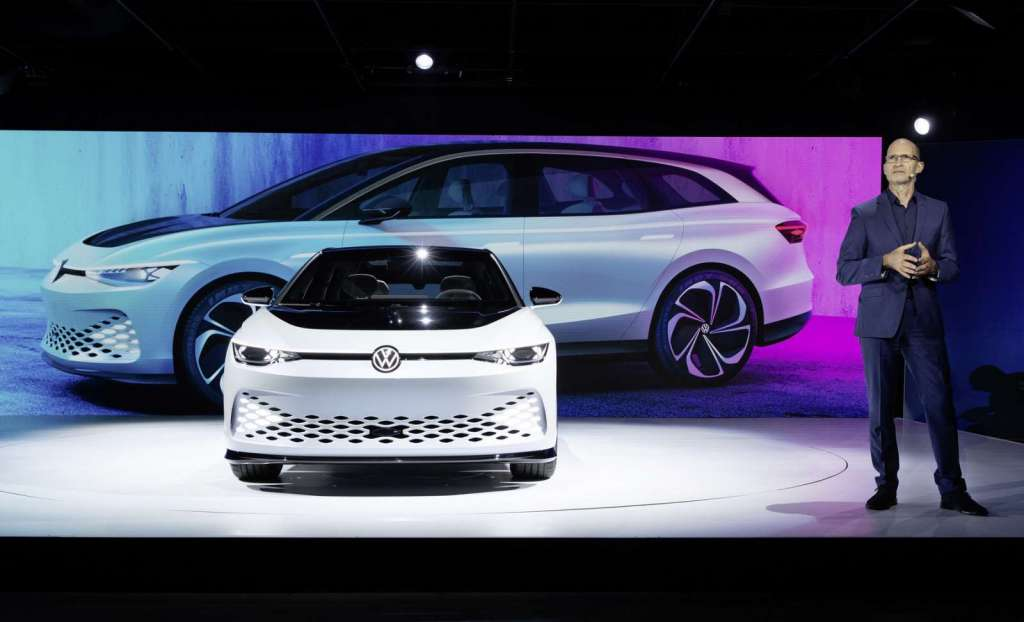 ID Space Vizzion Concept VW