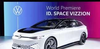ID Space Vizzion Concept VW