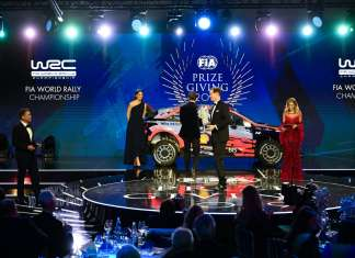 AUTO - FIA PRIZE GIVING - PARIS 2019