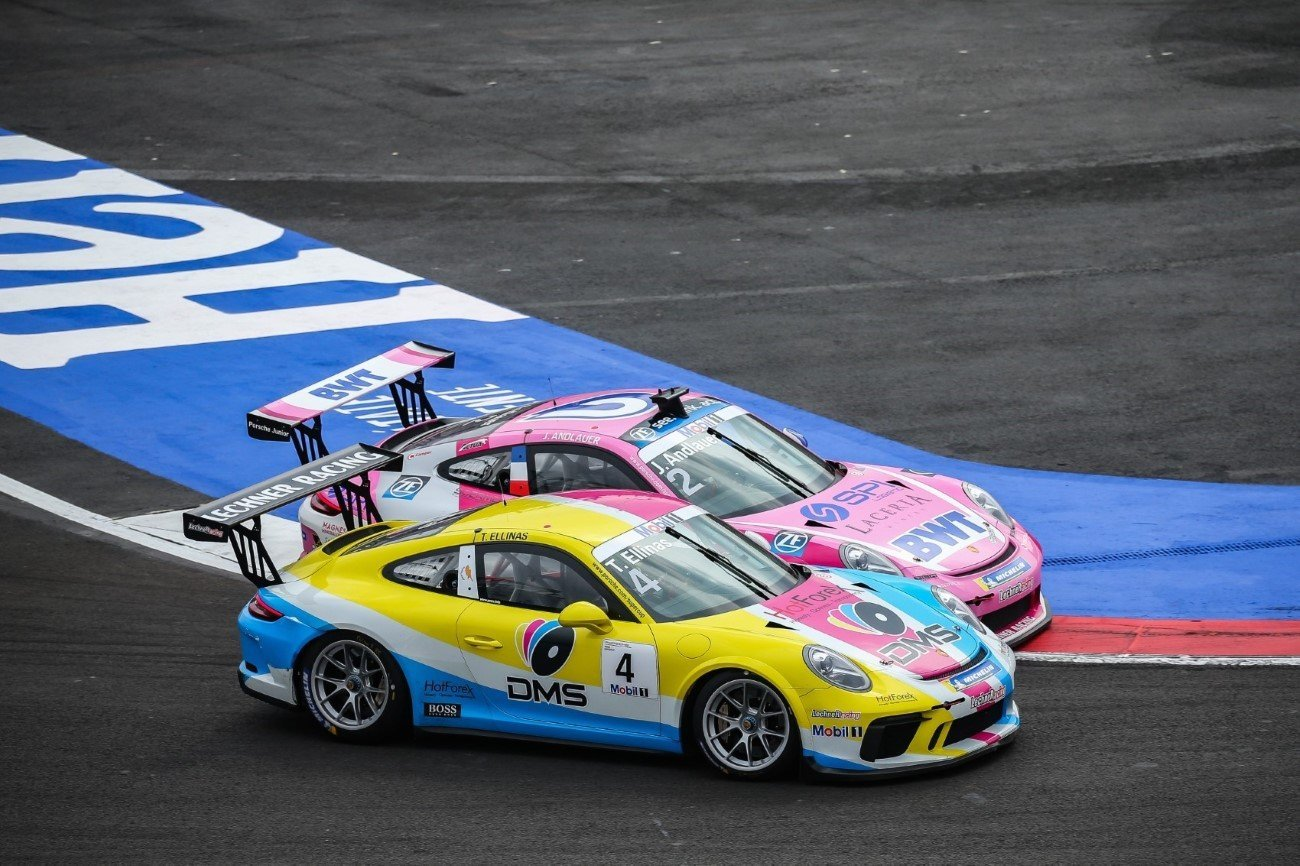 Porsche Mobil 1 Supercup, Mexiko 2019