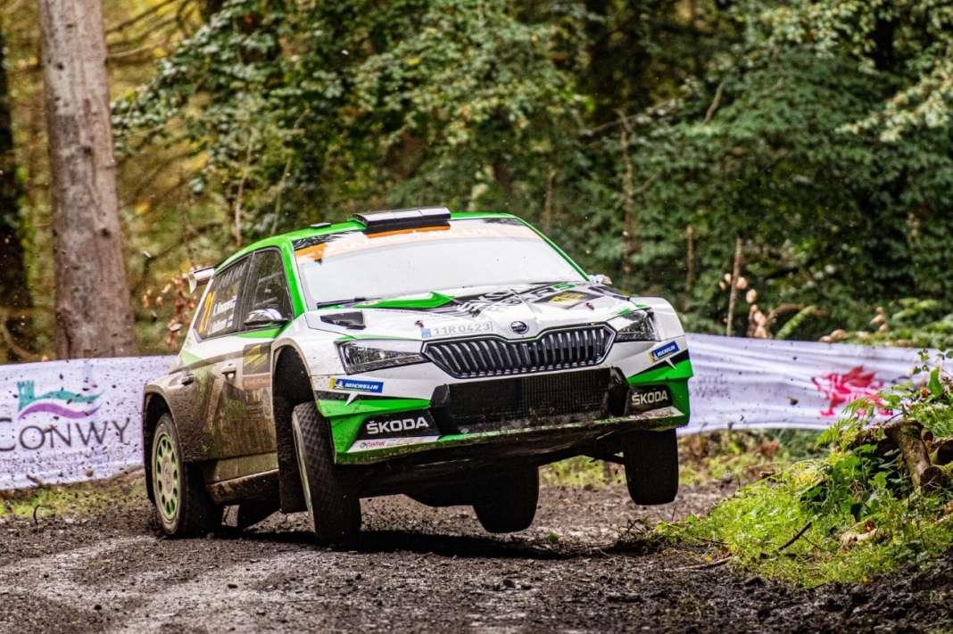 SKODA FABIA R5 - WRC-2