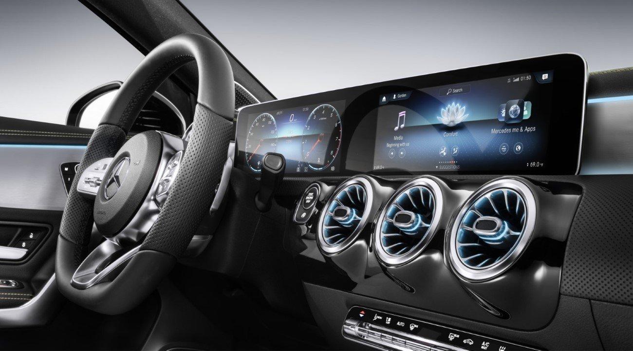Mercedes-Benz A-Klasse (W177) 2018Mercedes-Benz A-Class (W177) 2018
