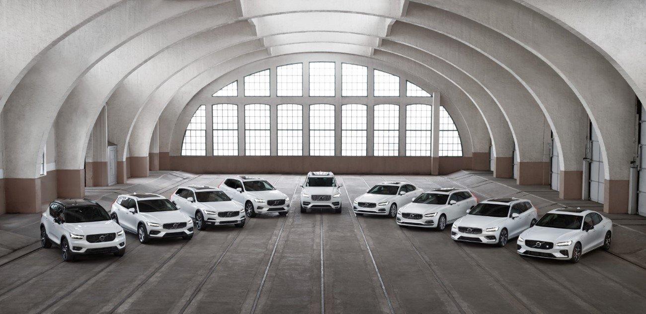 Full car range VOLVO