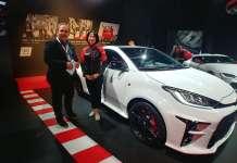 Toyota Yaris Gazoo Racing