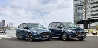 FORD 2020 S-MAX AND GALAXY
