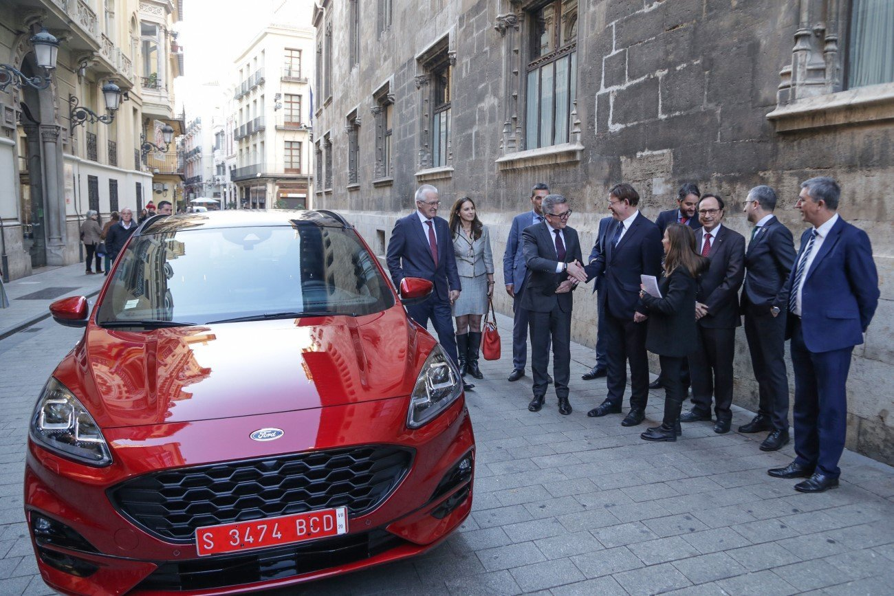 Ford Invests €42 Million in Valencia for New Hybrid Models and
