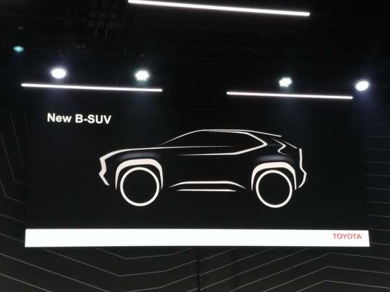 TOYOTA NEW B SUV