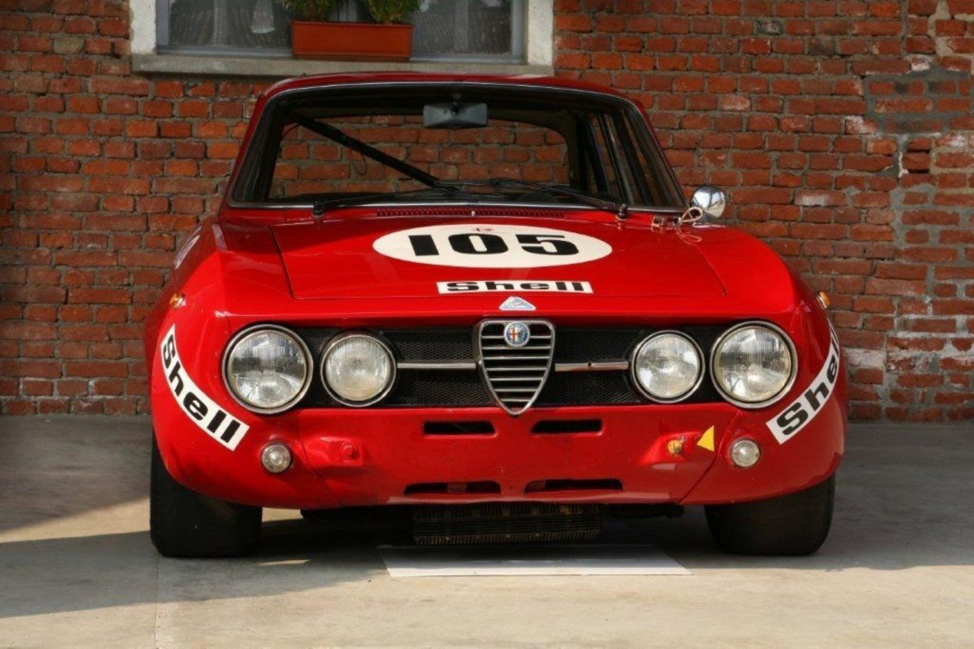 ALFA ROMEO 1750 GT-Am 1970