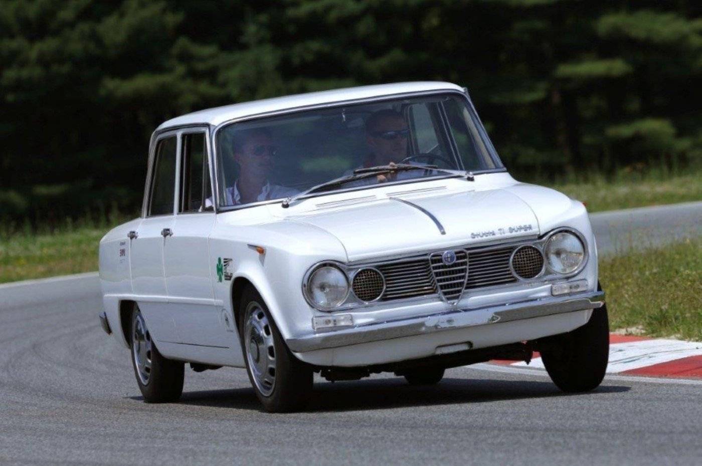 ALFA ROMEO GIULIA TI-Super 1963
