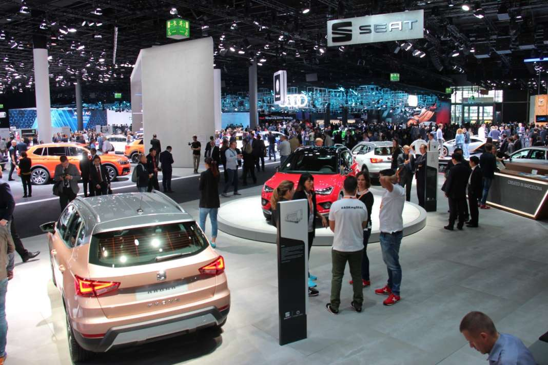 Frankfurt Motorshow