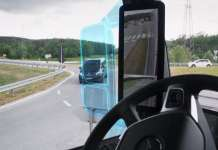 Mercedes MirrorCam.