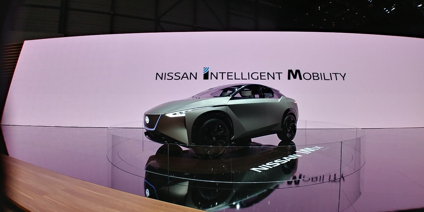 Nissan Brain-to-Vehicle