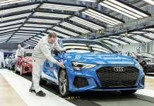 Audi A3 Montagelinie AUDI AG
