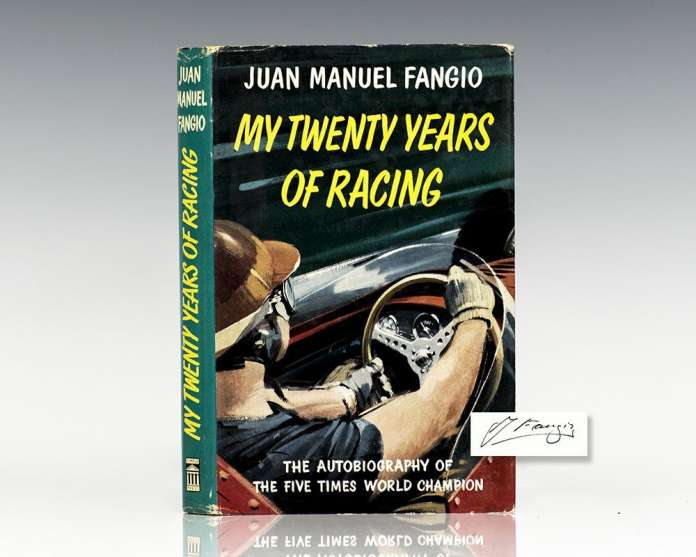 JM FANGIO BOOK