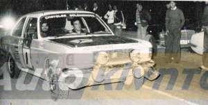 TARGA RALLY 1979