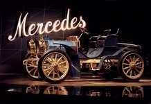 Mercedes 120 years