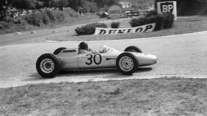 dan gurney porsche 804 french grand prix 1962 porsche ag