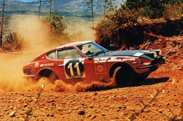 safari rally sekhar mehta