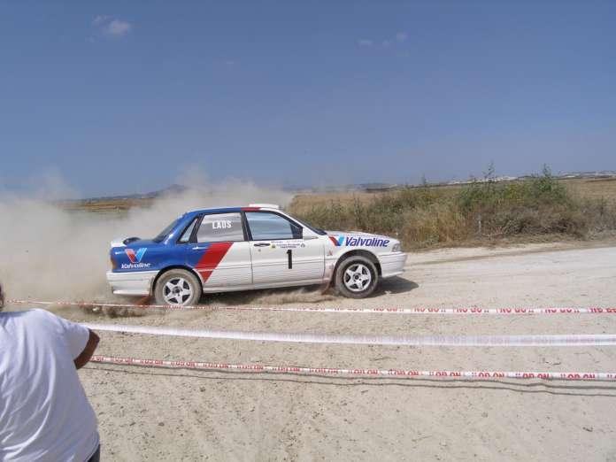 2006 larnaca rallysprint