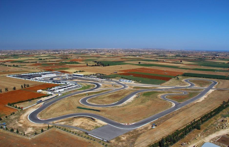 Achna speedway Cyprus