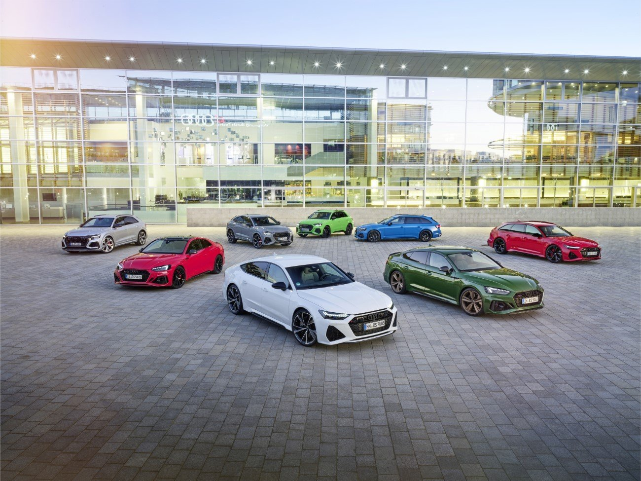 Making of RS: How Audi Sport GmbH shapes the character of its RS