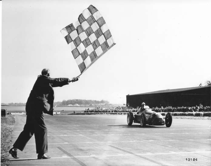 ALFA ROMEO F1 1950 FARINA