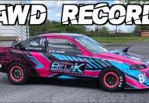 AWD RECORD HONDA CIVIC