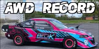 AWD RECORD HONDA CIVIC