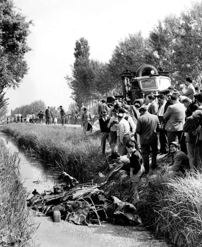 THE MILLE MIGLIA TRAGEDY 1957