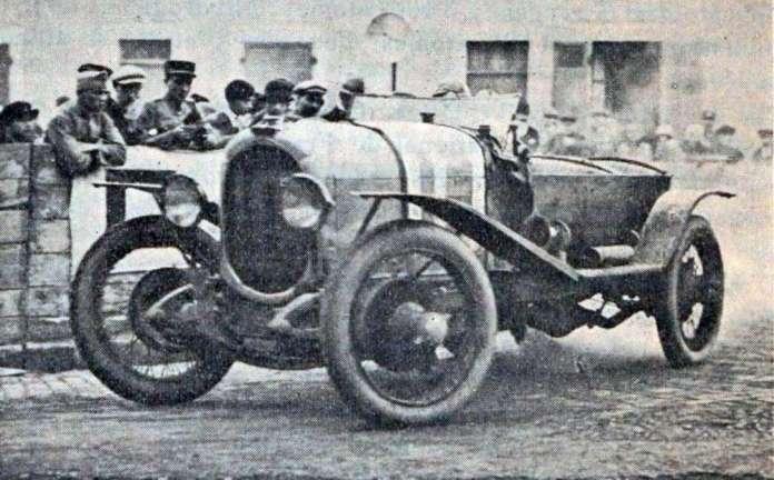 le mans 1923