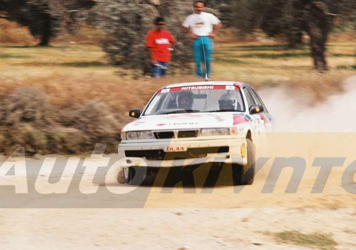 8οΡάλι Γύρος της Κύπρου 1991