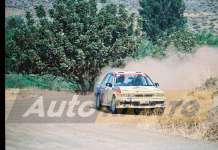 1991 PALM TREES RALLY