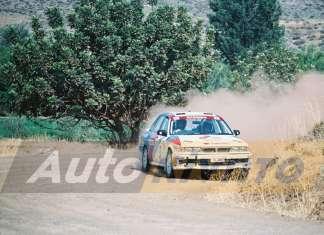 1991 PALM TREES RALLY