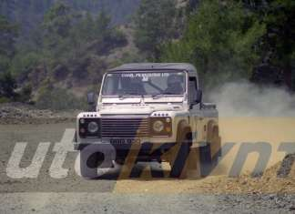 1998 AVAKAS RALLY