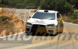 2010 Pikkis Targa Tarmac Rally