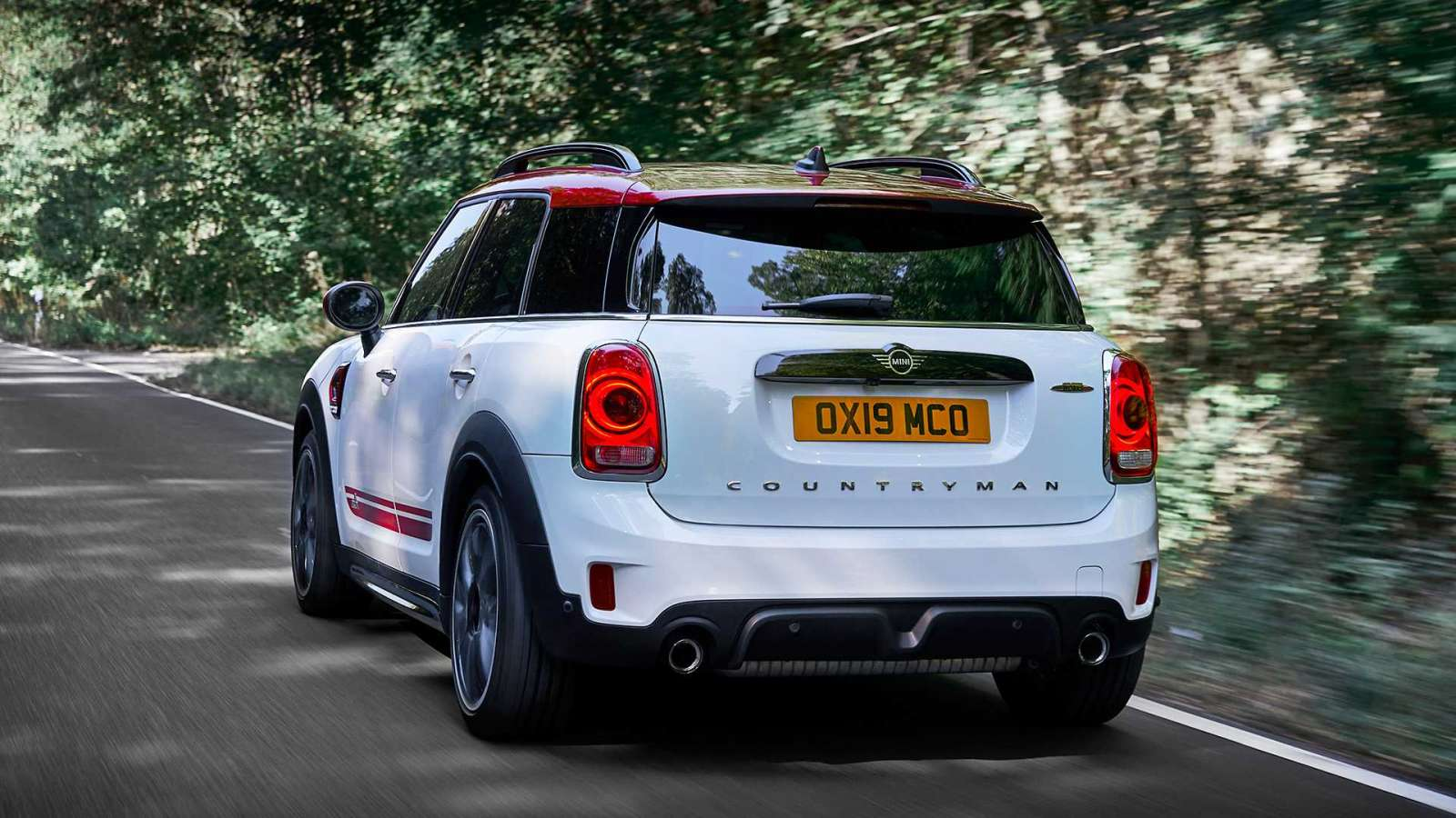 2020 MINI Countryman John Cooper Works