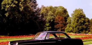peugeot 404 coupe 1963-1964