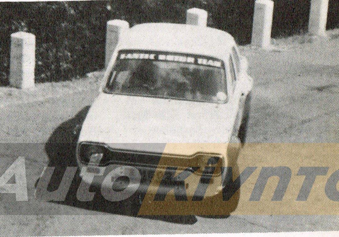 1976 PLATRES HILLCLIMB