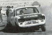 1980 CASTROL AUTOCROSS