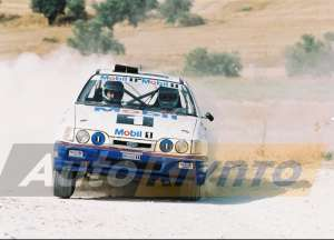 1992 PALM TREES RALLY