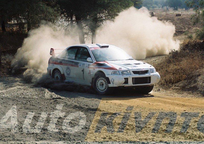 2001 TIGER RALLY