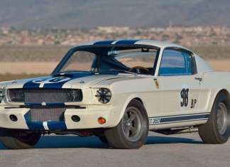 Ford Mustang΄Shelby GT350R