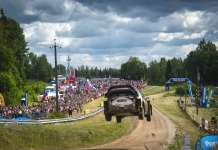 Ott Tanak Rally Estonia 2019