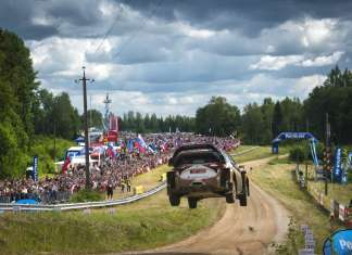Ott Tanak Rally Estonia 2019