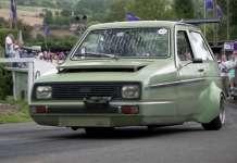 Reliant Rialto Honda Time attack