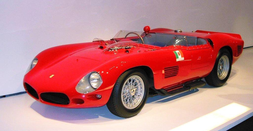 Ferrari250TestaRossa