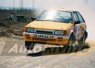 1988 IGNATIOU RALLYSPRINT