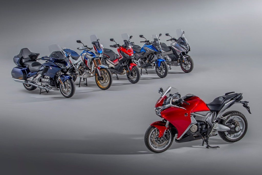 Honda reaches ten years of production of Dual Clutch Transmission technology for motorcycles