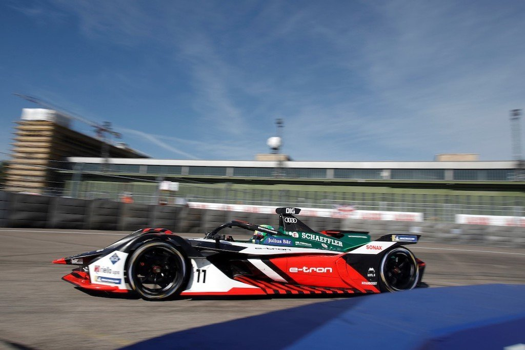 2020 Berlin ePrix I Formula E